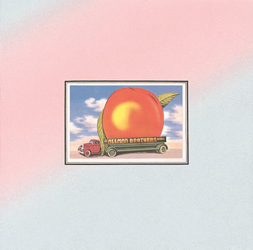 The Allman Brothers Band альбом Eat A Peach