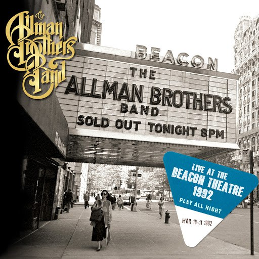 The Allman Brothers Band альбом Play All Night: Live at The Beacon Theatre 1992