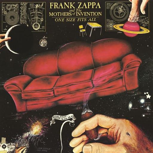 Frank Zappa альбом One Size Fits All