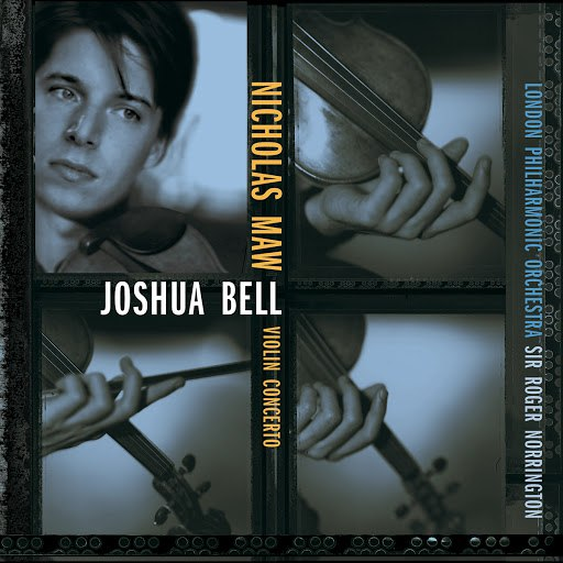 Joshua Bell альбом Maw: Concerto for Violin and Orchestra