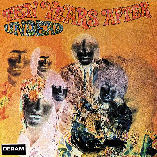 Ten Years After альбом Undead (Digitally Remastered)