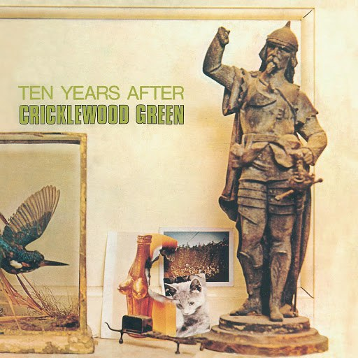 Ten Years After альбом Cricklewood Green (2002 Remaster)