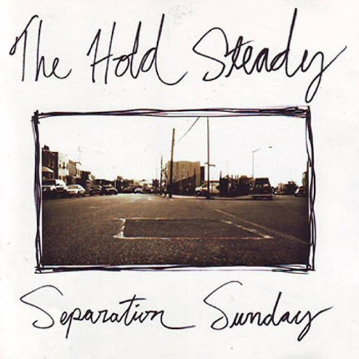 The Hold Steady альбом Separation Sunday