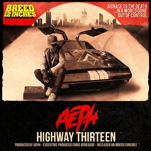 Aeph альбом Highway Thirteen / Hoedown