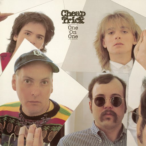 Cheap Trick альбом One On One