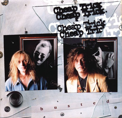 Cheap Trick альбом Busted