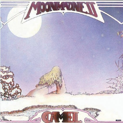 Camel альбом Moonmadness (Remastered Version)