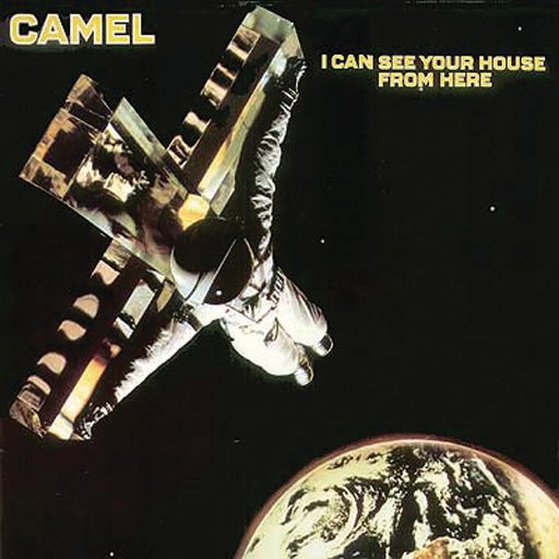 Camel альбом I Can See Your House From Here