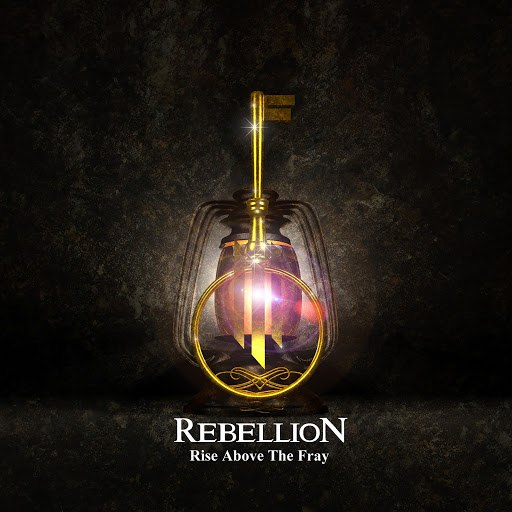 Rebellion альбом Rise Above the Fray