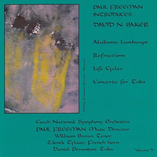 Paul Freeman альбом Paul Freeman Introduces, Vol. 5