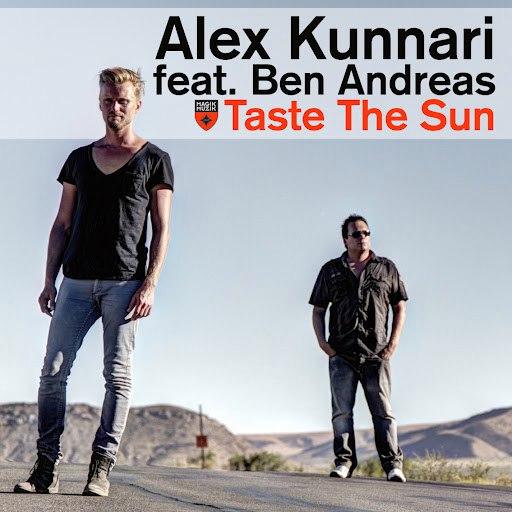 Alex Kunnari альбом Taste the Sun