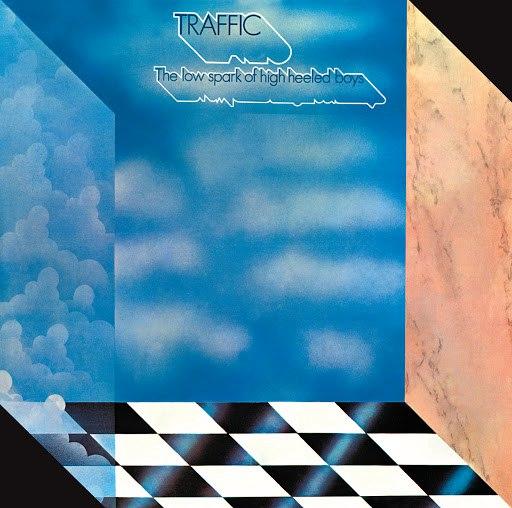 Traffic альбом The Low Spark Of High Heeled Boys