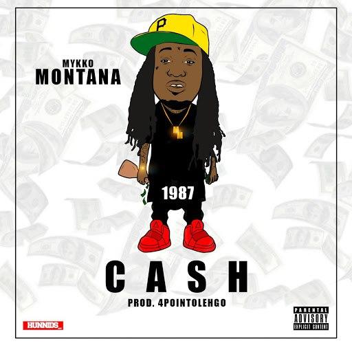 Mykko Montana альбом Cash
