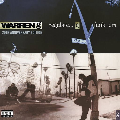 Warren G альбом Regulate...G Funk Era (20th Anniversary)