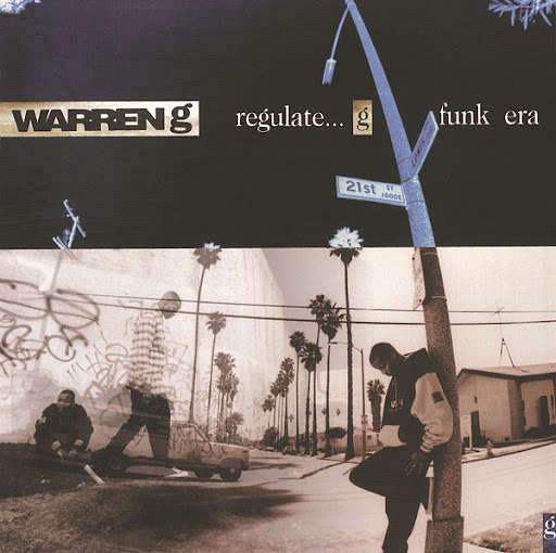 Warren G альбом Regulate...G Funk Era
