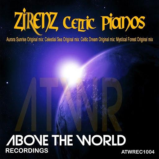 Альбом Zirenz Celtic Pianos EP