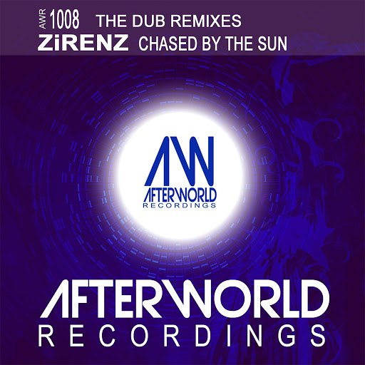 Zirenz альбом Chased by the Sun (The Dub Remixes)