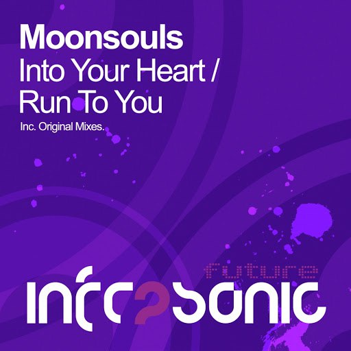 Moonsouls альбом In Your Heart E.P