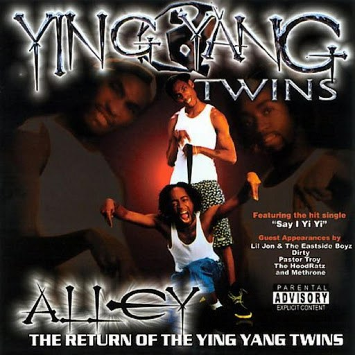 Ying Yang Twins альбом Alley: The Return of the Ying Yang Twins