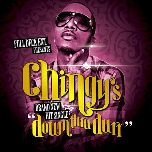 Chingy альбом Down Thru Durr