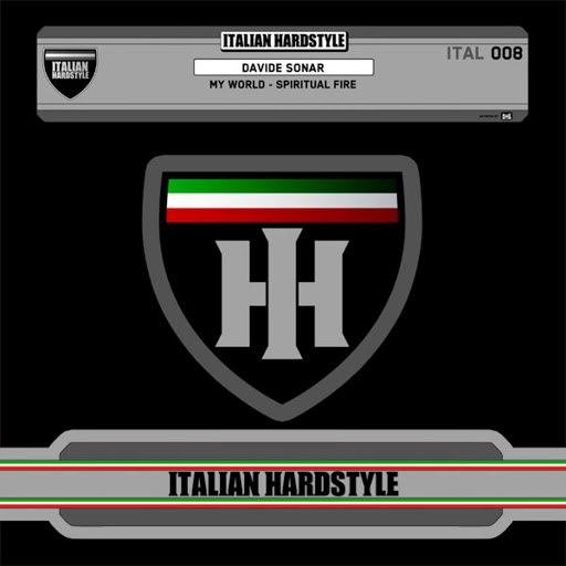 Davide Sonar альбом Italian Hardstyle 008