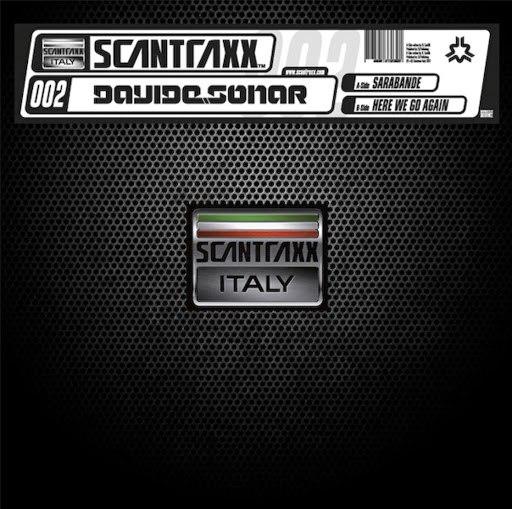 Davide Sonar альбом Scantraxx Italy 002