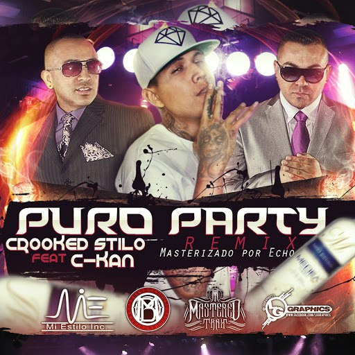 Crooked Stilo альбом Puro Party (Remix) (feat. C-Kan)