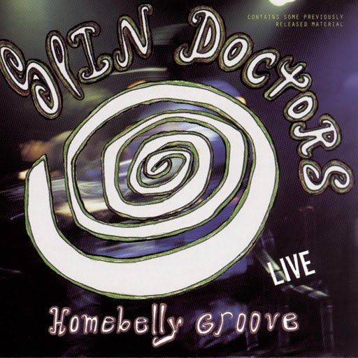Spin Doctors альбом HOMEBELLY GROOVE