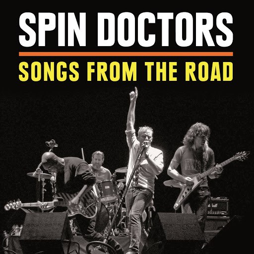 Spin Doctors альбом Songs from the Road (Live)