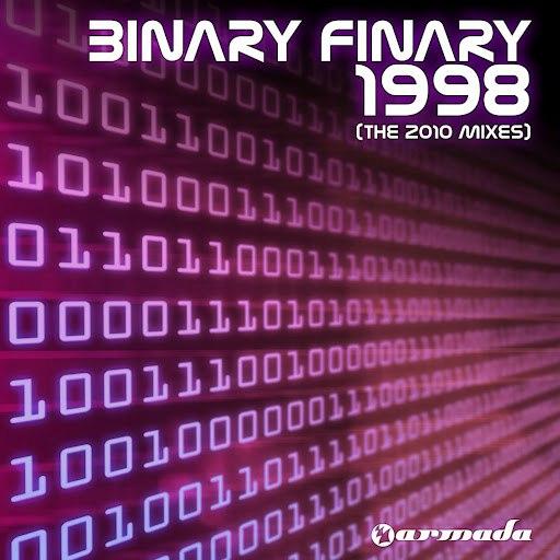Binary Finary альбом 1998 (The 2010 Remixes)