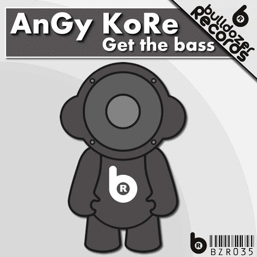 AnGy KoRe альбом Get the Bass Ep