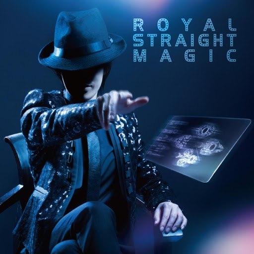 exist†trace альбом Royal Straight Magic