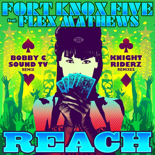 Fort Knox Five альбом Reach