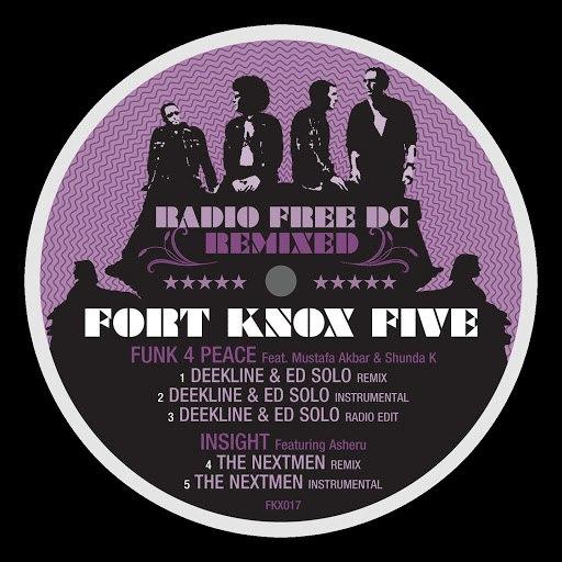 Fort Knox Five альбом Radio Free DC Remixed Vol. 4