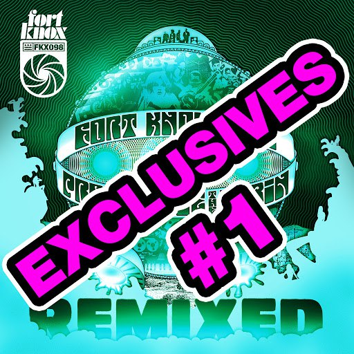 Fort Knox Five альбом Pressurize the Cabin Remixed Exclusives #1