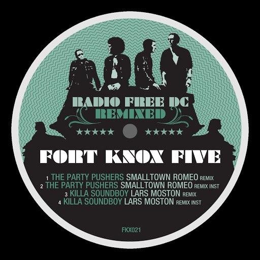 Fort Knox Five альбом Radio Free DC Remixed Vol. 8