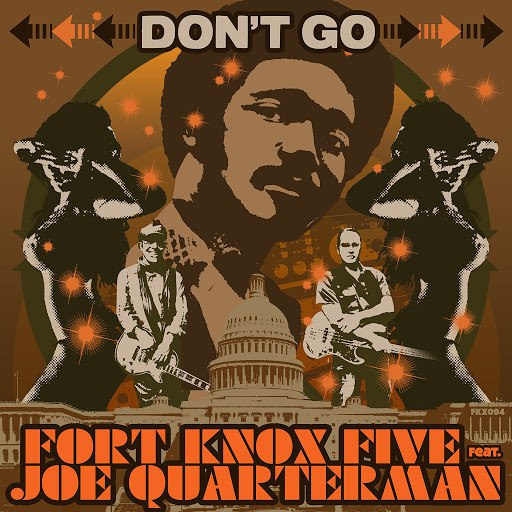 Fort Knox Five альбом Don't Go