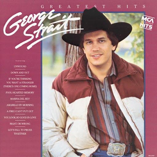 George Strait альбом Greatest Hits