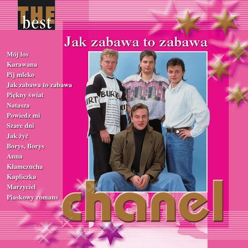 CHANEL альбом The Best - jak Zabawa to Zabawa