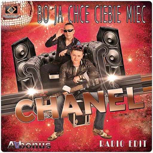 CHANEL альбом Bo Ja Chce Ciebie Miec