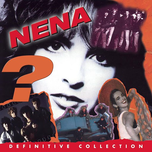 Nena альбом Definitive Collection