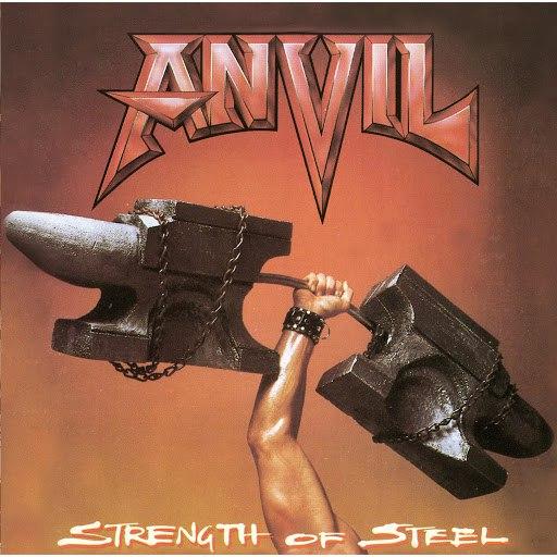 Anvil альбом Strength Of Steel