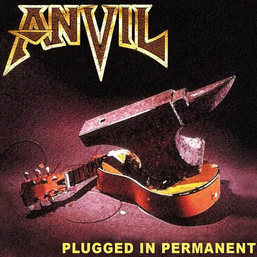 Anvil альбом Plugged in Permanent