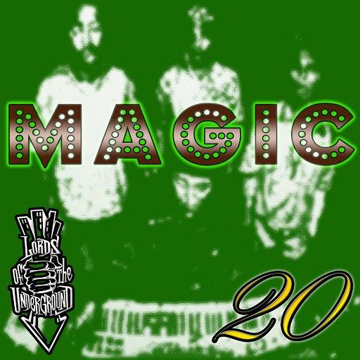 Lords Of The Underground альбом Magic