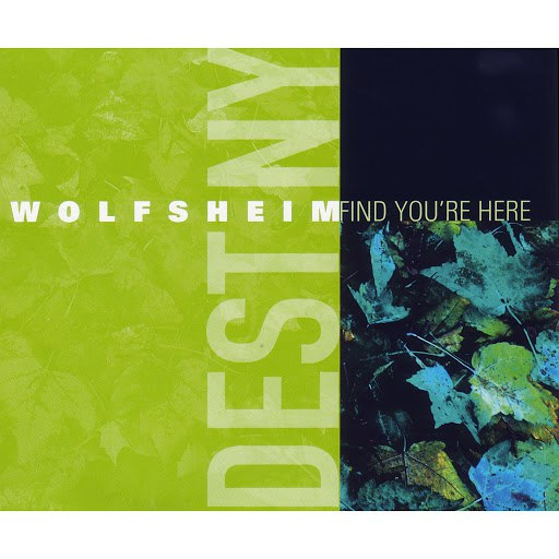 Wolfsheim альбом Find You're Here