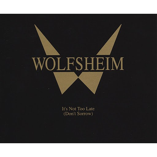 Wolfsheim альбом It's Not Too Late (Don't Sorrow)