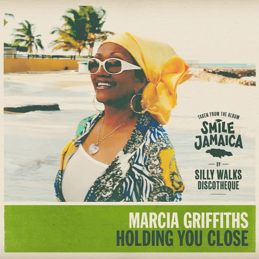 Marcia Griffiths альбом Holding You Close