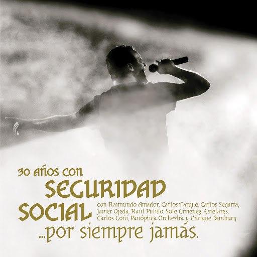 Seguridad Social альбом Por Siempre Jamás - 30 Años