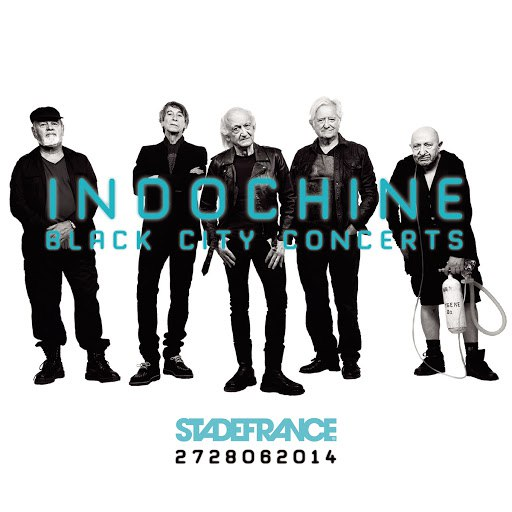 Indochine альбом Black City Concerts