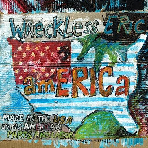 Wreckless Eric альбом AmERICa